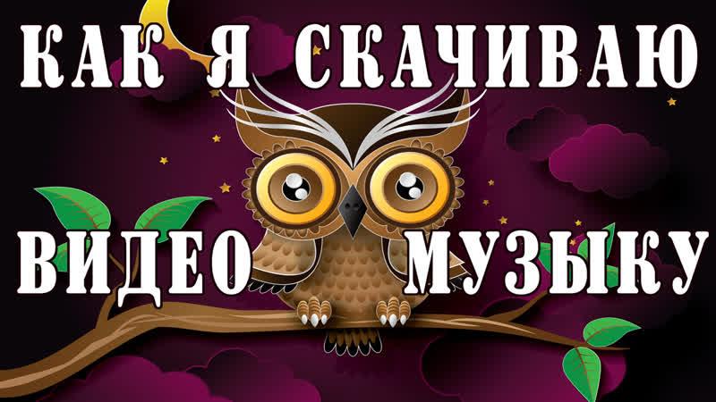Часть 8 Как скачать видео и музыку с Ютуба и Вконтакте