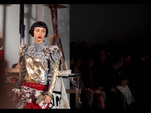 CATWALK Matty Bovan AW 2019 | London Fashion Week