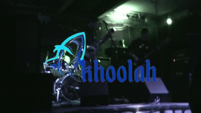 Akhoolah -Nuclear assault (клуб ПОДЗЕМКА 15-02-2019)