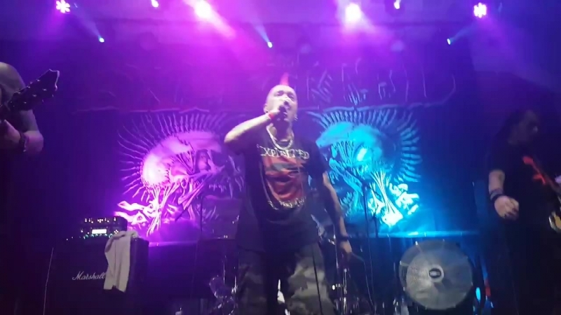 The Exploited - Sex and Violence - Live SKC Fabrika NS