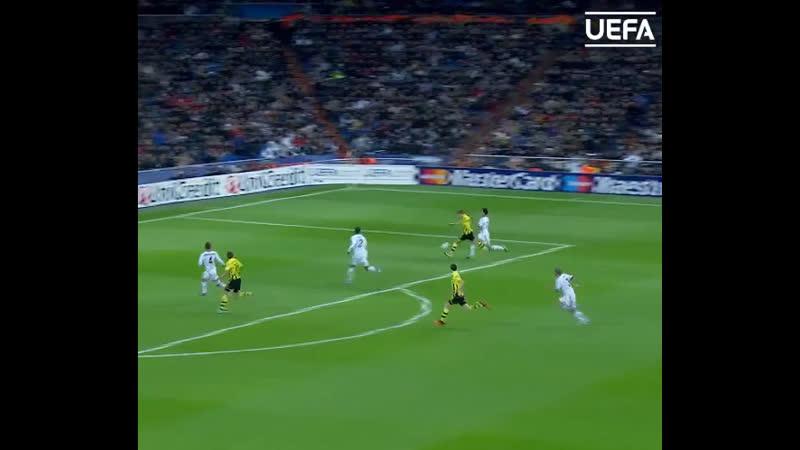 Крутейший гол Ройса Реалу