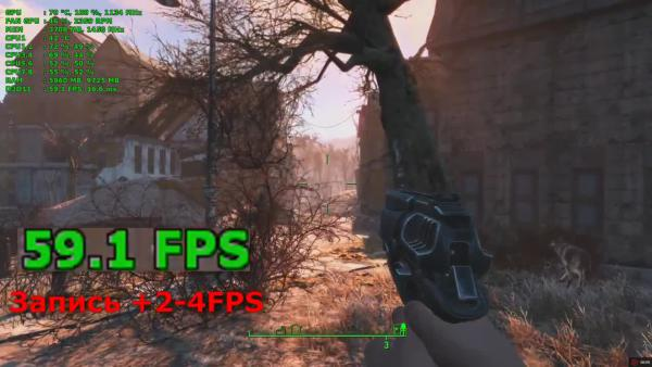 [Тест FPS] Fallout 4 HD Texture Pack (R9 290 и FX 8320)