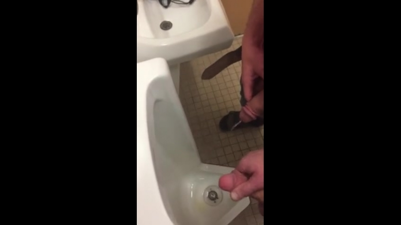 [g #usa #outdoor #piss] personalextension #18 Highway rest stop for two husbands