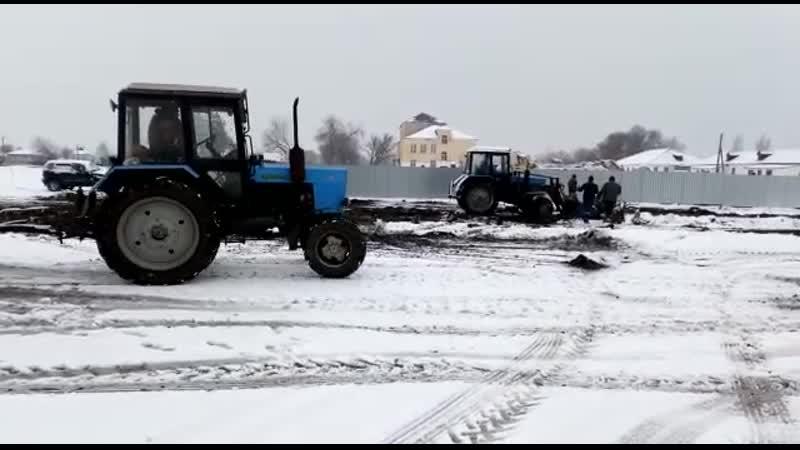 Субботник в Дегтево 16 03 2019г