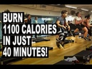 HOT 🔥🔥🔥 Explosive Cardio Kickboxing Workout! 1100 Calories Zapped!