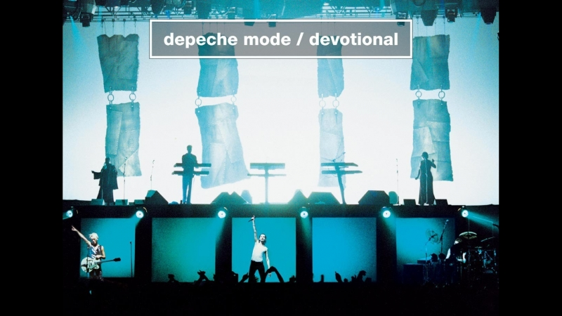 Трансляция DepecheMode Devotional – A Performance Filmed by Anton Corbijn