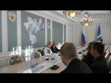 Сергей Морозов обсудил сотрудничество с лидером ЛДПР http://ulpravda.ru