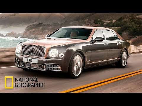 Мегазаводы Бентли Bentley Bentley Mulsanne FULL HD