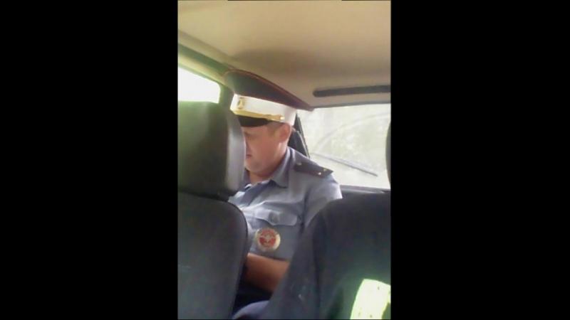 Фурманов Ивановская область. Сотрудник ГИБДД ОМВД считает что может приставать к пасажиру