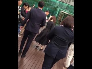 Сон ДжиХё прошел фан-встреча