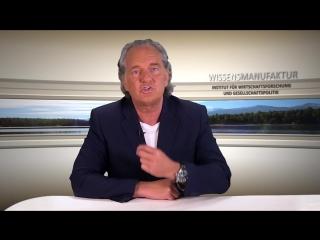 """Andreas Popp - Sind """"Trumps Zölle"""" wirklich ein falsches Signal"""