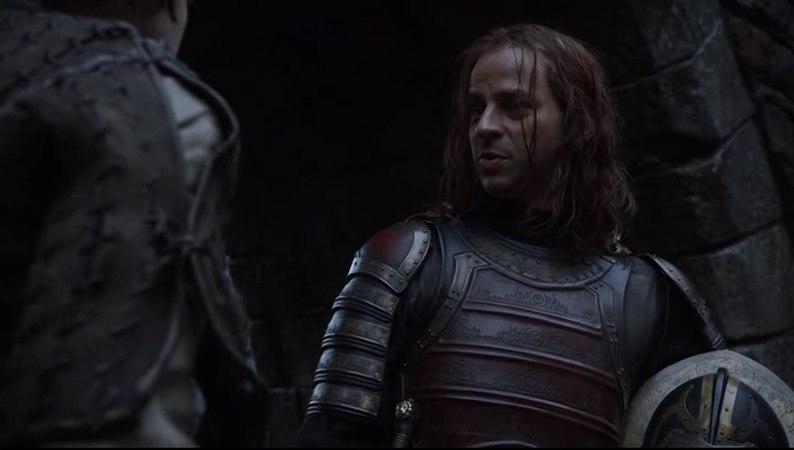 Favor de Jaqen H'ghar a Arya Stark | Juego de Tronos Español HD