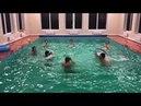 Дом2 игры в бассейне