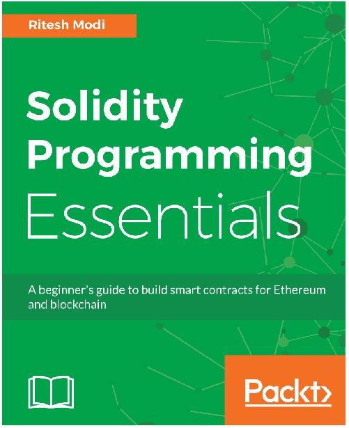 Solidity Programming Essentials 2018