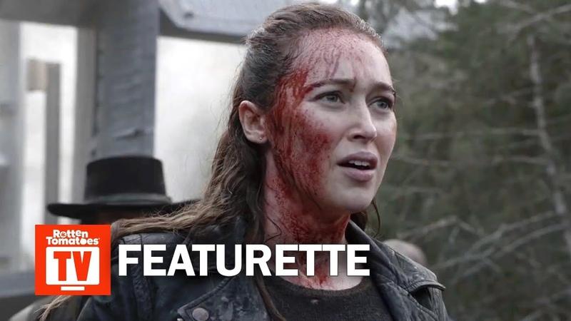 «Бойтесь ходячих мертвецов» — фичуретка со съёмок 5 сезона