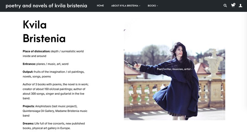 Квила Бристения | Dresden