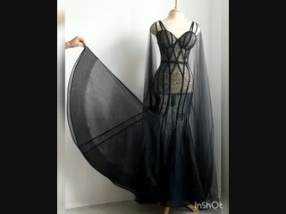 Вечернее платье by MARYANA MIRONOVA