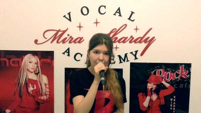 Shakira Gizza поёт для Миры Шарди Янымда (авторская, на башкирском)