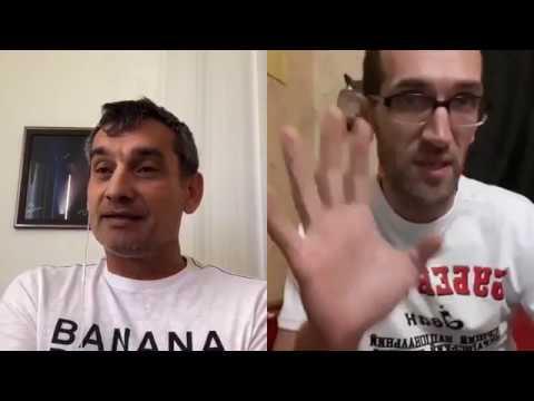 Rustam Tashbaev Обговорювання проблеми корисних ідіотів з Дмитрий Гутман 09 11 2018