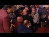 Хабиб - Конор массовая драка (Команда Нурмагомедова против тренеров Макгрегора н
