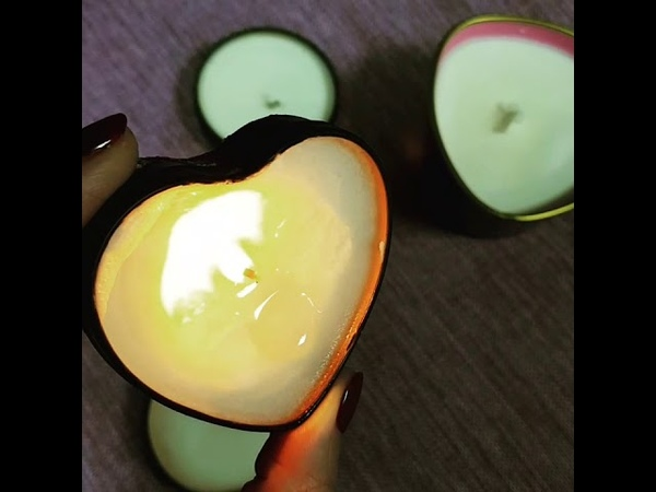 Как устроить романтический вечер О массажных свечах