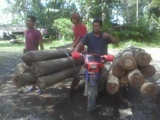 TMX 155 lakas-tibay riders (rielbarz)