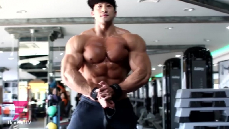Hwang Chul Soon - Корея. Бодибилдинг мотивация.