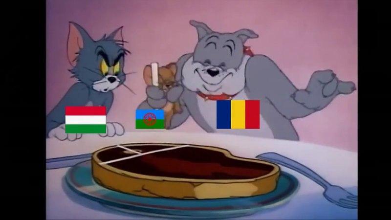 Remove Kebab Vine 61 Romania and Hungary in WW1