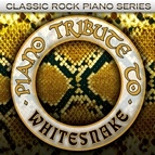 Piano Tribute Players альбом Piano Tribute to Whitesnake