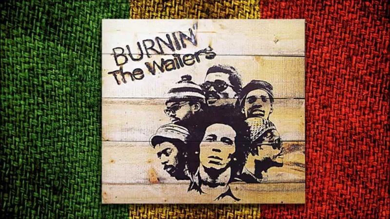 Bob Marley The Wailers - Burnin' (Álbum Completo)