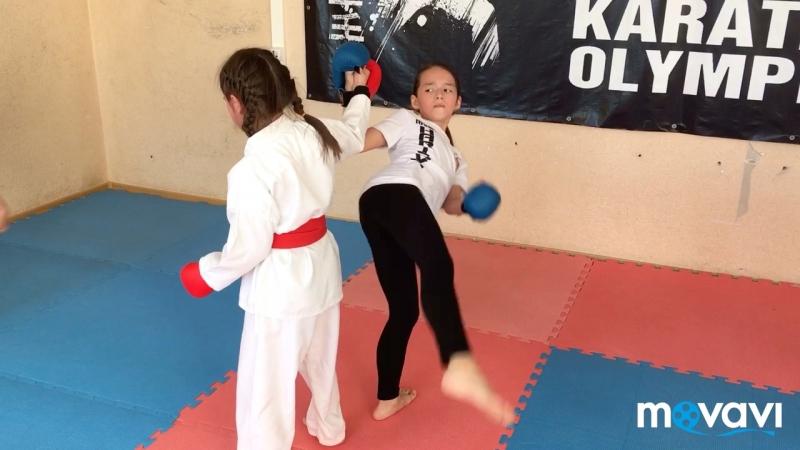 Karate 🥋 kids 3