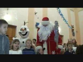Рождественский утренник в КМЦ