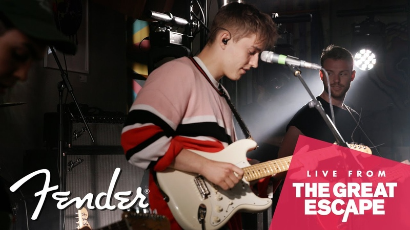 Sam Fender Performs Greasy Spoon | The Great Escape Festival 2018 | Fender