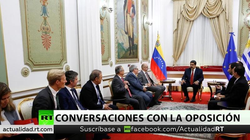 Maduro: Nuestra delegación en Noruega regresa con buenas noticias