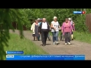 Вести Москва Жителей СНТ в Чеховском районе избавили от транспортной блокады кто им помог