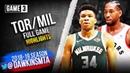 Toronto Raptors vs Milwaukee Bucks Game 3 Full Game Highlights | 2019 ECF | FreeDawkins