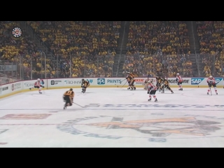 Питтсбург - Филадельфия / Гол Малкина / Malkin burns the Flyers right out of the box