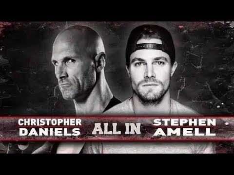 АLL IN: Стивен Амелл против Кристофера Дэниелса (Рус)