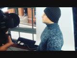 Семен Фролов снимается в рекламе шапок Nell