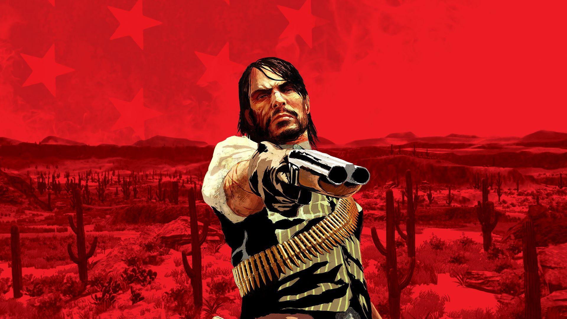 Red Dead Redemption на ПК! В 20-30 FPS!