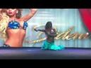 Didem kinali belly dance dancing barefoot 2018