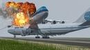 The Crash Of The Century | New Flight Simulator 2017 [P3D 3.4 - Ultra Realism]