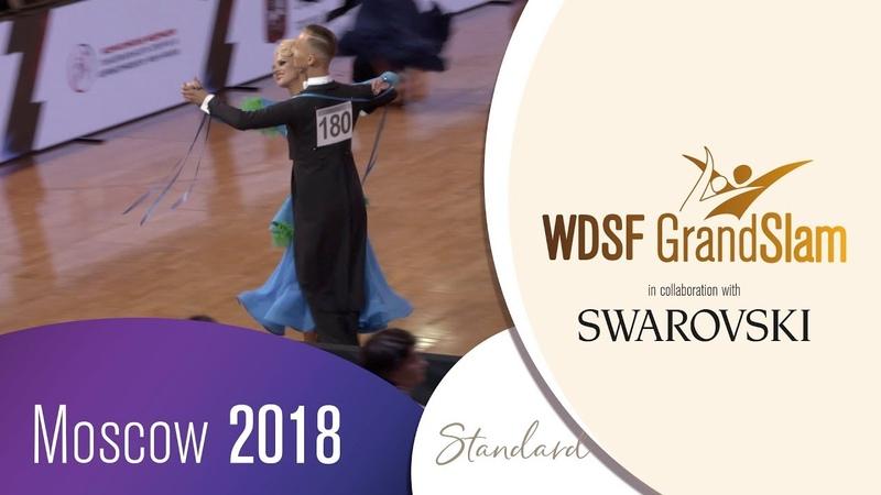 Sodeika - Zukauskaite, LTU | 2018 GrandSlam STD Moscow | R4 VW