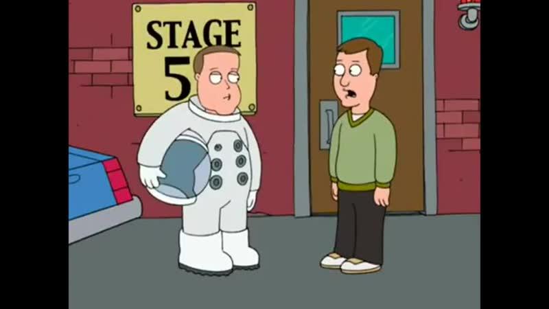 Family Guy - Farsa do Pouso na Lua