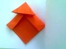 оригами милый котик первое видео