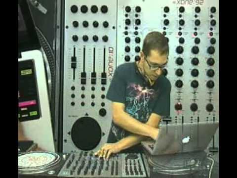 Djungl @ RTS.FM Moscow Studio 06.08.2009