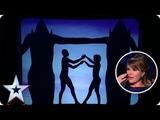 Attraction make Amanda Holden CRY! Britain's Got Talent