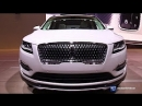 2019 Lincoln MKC Black Label - Exterior and Interior Walkaround - 2018 Detroit Auto Show