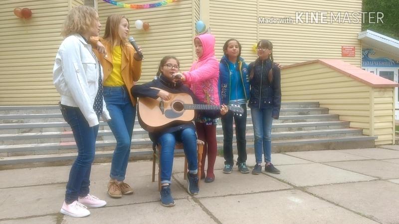 1 июня: праздничный концерт в санатории Акбузат!