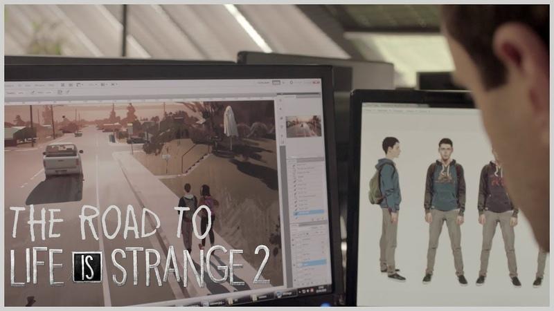 The Road to Life is Strange 2 [PEGI]